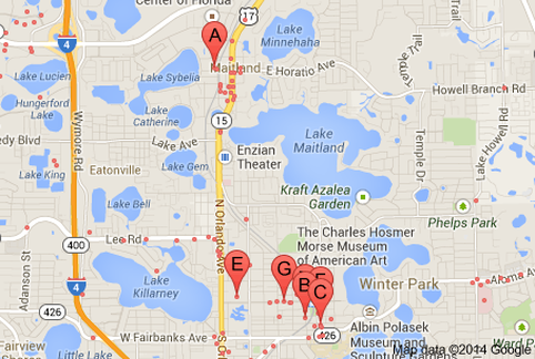 Locations Near Me Zimmer - Chase bank locations map